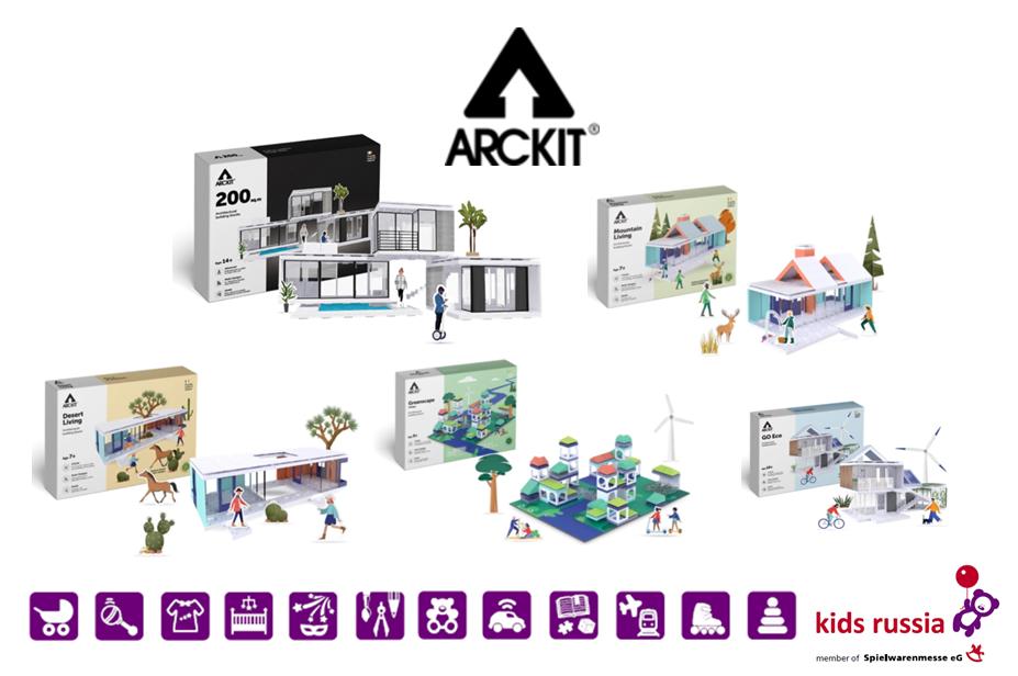 Компания «ARCKIT»